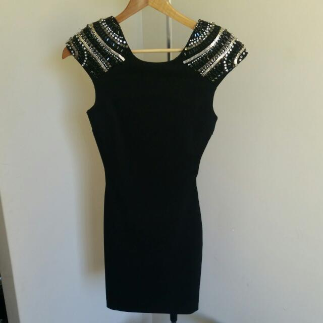 Black Forever New Dress