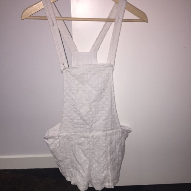 COTTON OVERALLS SIZE S