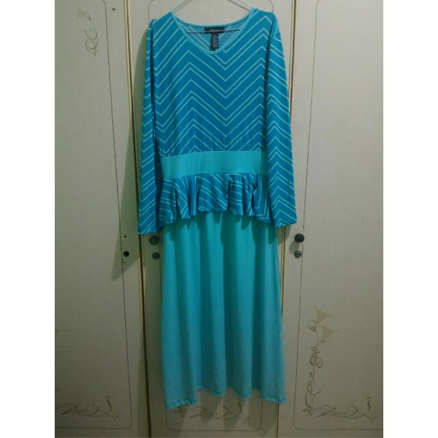 Dress Zigzag Tosca