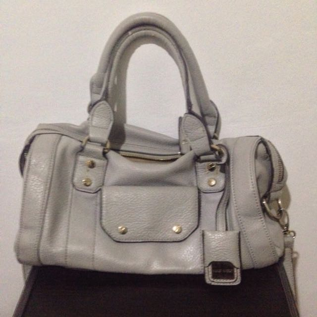 Grey Ninewest Handbag