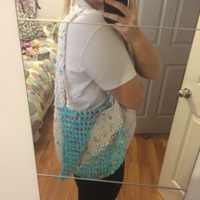 Handmade Side Bag Small