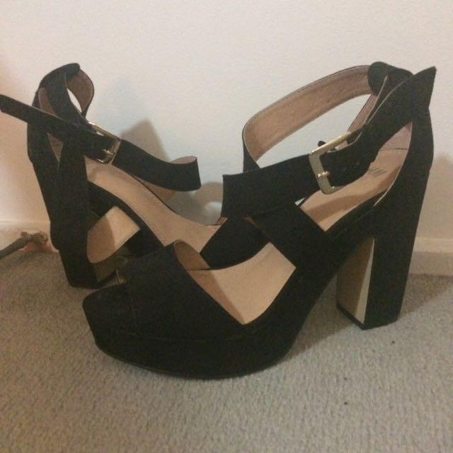 H&M Heels Size 40
