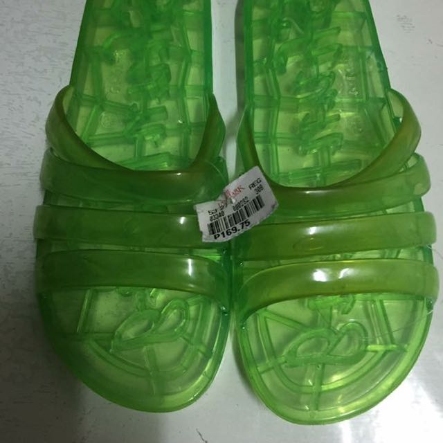 jelly slippers