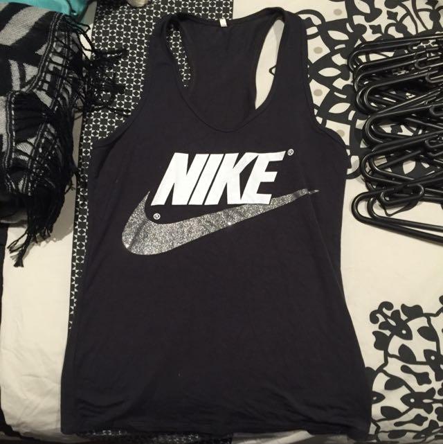 Ladies Nike Singlet Top Sz 6-8