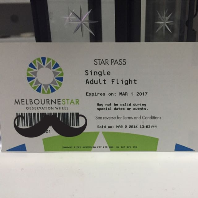 Melbourne Star Pass