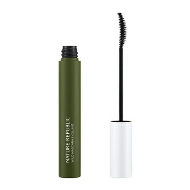 韓國正貨(現貨)Nature Republic 花漾超級睫毛膏