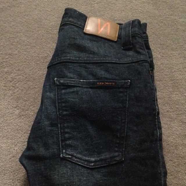 Nudie Jeans W29 Tape Ted