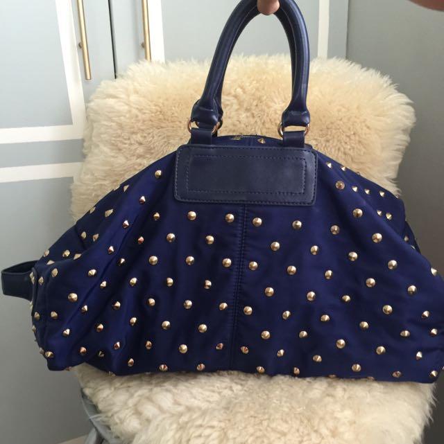Parisian studded 3 In 1 Duffel Bag