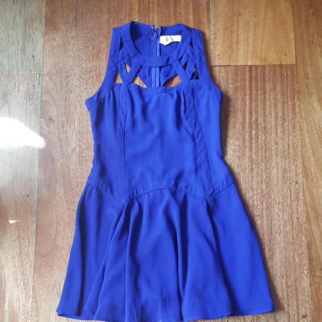 People R People Blue Dress