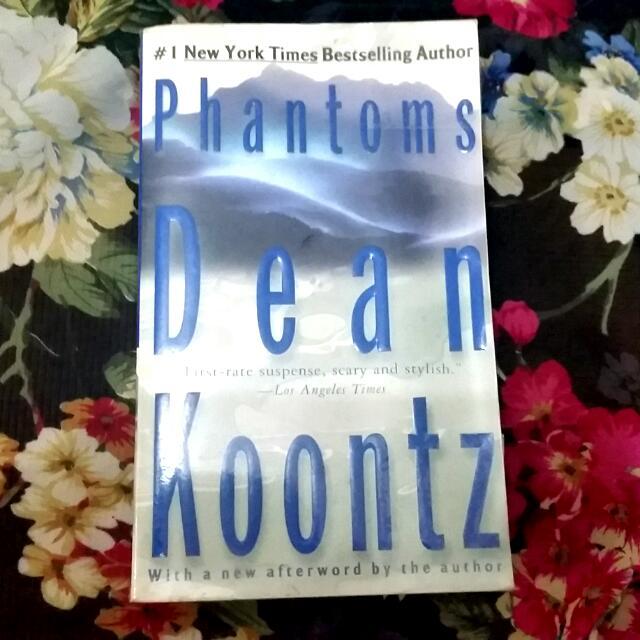Phantoms By Dean Koontz