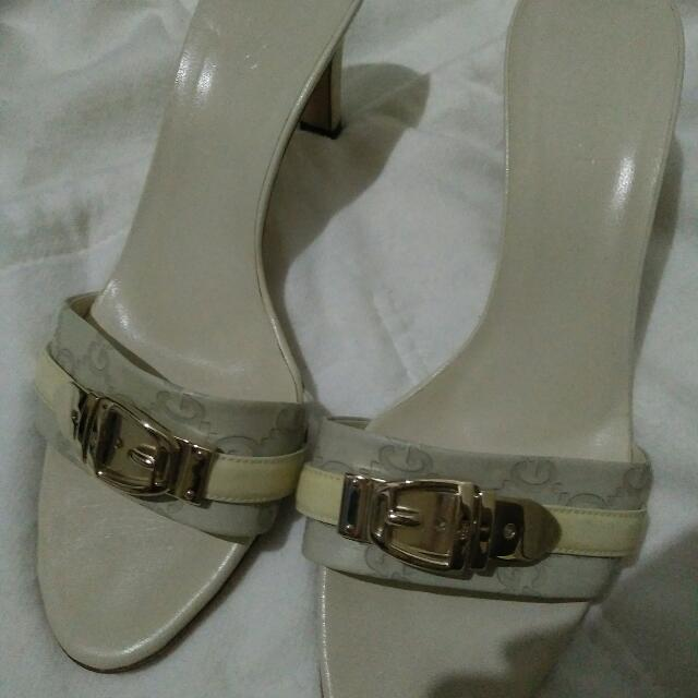 Authentic Gucci White