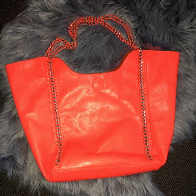 SPORTSGIRL Bag Orange Fluor