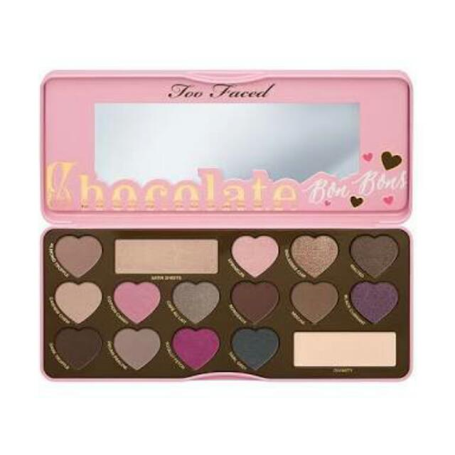 Too Faced CHOCOLATE Palette