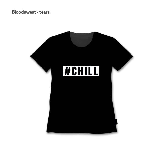 Tshirt Hashtag Chill
