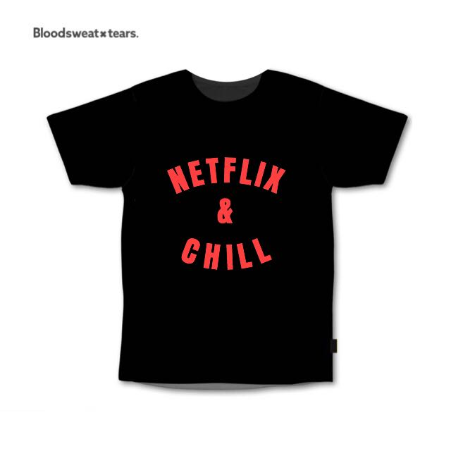 Tshirt Netflix & Chill
