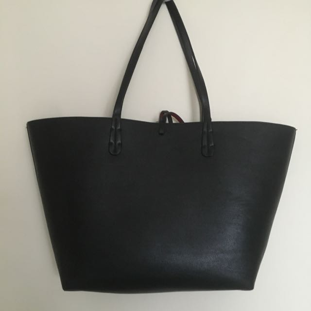 Zara Reversible Tote Bag