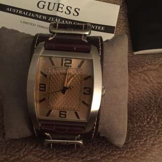 New GUESS Watch MEN's