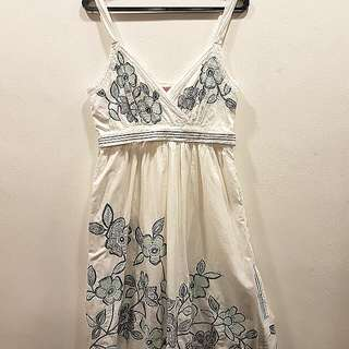 Monsoon Knee Length Tea Dress Size UK10
