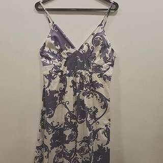 Portmans Knee Length Tea Dress Size UK10