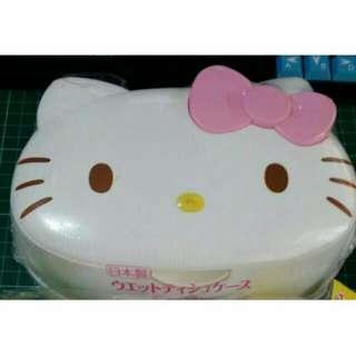 🚚 Kitty濕紙巾盒