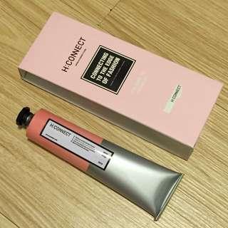 韓系品牌H:CONNECT 玫瑰護手霜 可愛粉紅包裝盒
