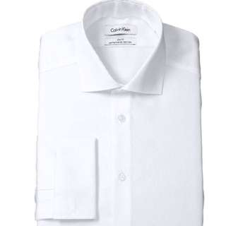 CALVIN Klien Slim Fit Non-Iron Dress Shirt
