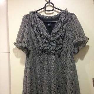 H&M Polka-dotted Dress
