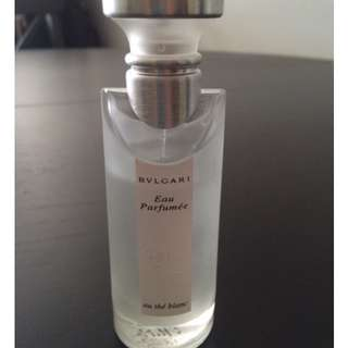 Bvlgari White Tea Perfume
