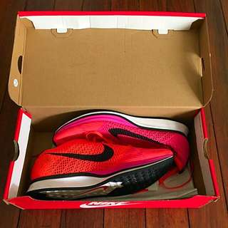 **PRICEDROPPED** NIKE Flyknit Racer Shoes