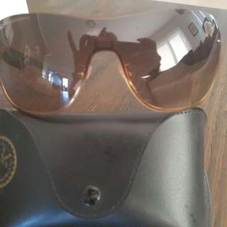 Genuine Ray- Bans as New
