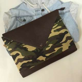 Camouflage Casual Clutch Bag[For Men]