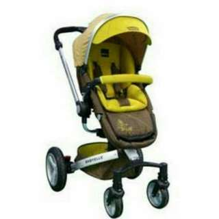 Strollee Baby Elle Spin360 Limited Colour