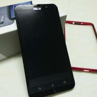 Zenfone2 4g ram 64g 高階版雙卡機