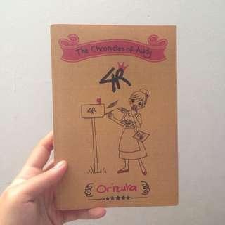 Buku 1 Dan Buku 2 Chronicles Of Audy
