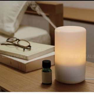 Aroma Essential Oil Diffuser Mist Ultrasonic Humidifier