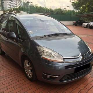 Citroen Grand Picasso 7 Seater