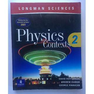 HSC Physics in Context