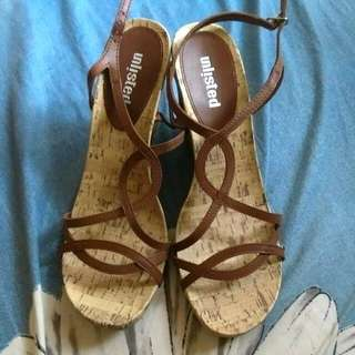 Unlisted Wedge Sandals