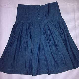 Rugfel Skirt