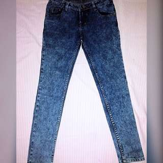 Acidwash Jeans