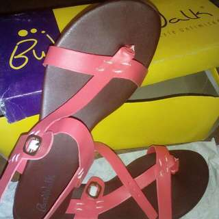 Boardwalk Sandals Size 8