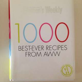 1000 Best Ever Recipes From AWW
