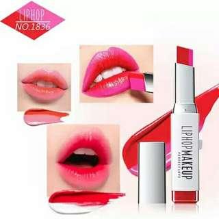 🎀預購🎀新品雙色流行爆款唇膏太陽的後裔同款口紅咬唇妝