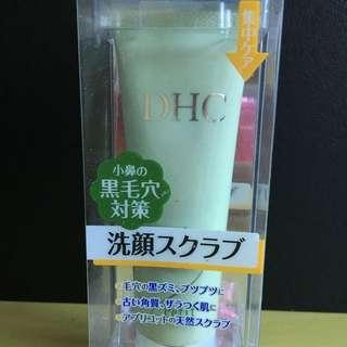 DHC天然圓粒磨砂膏
