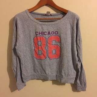 Grey Chicago Shirt