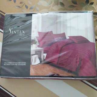 3 Inch Single Quilt Cover Set (2 Sets - 1 Sold)