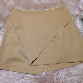 Camel Skirt Never Worn