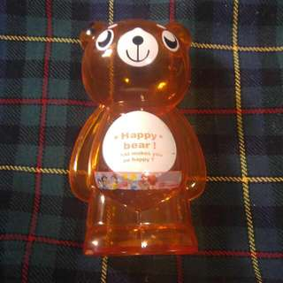 Collectable Bear Coin Bank ( Reserved )