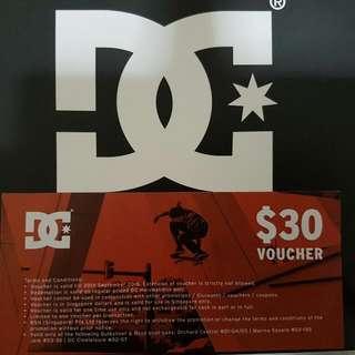 DC $30 Voucher