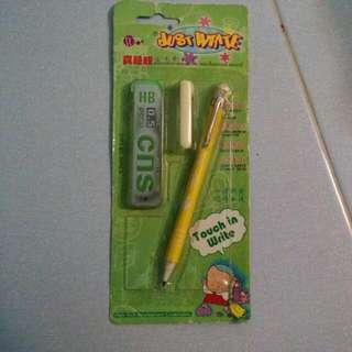 全新自動鉛芯筆